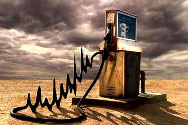 бензин и нефть