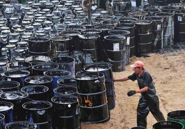 Сколько баррелей в тонне нефти
