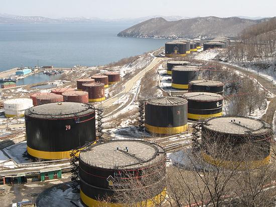Продажа нефти Россия