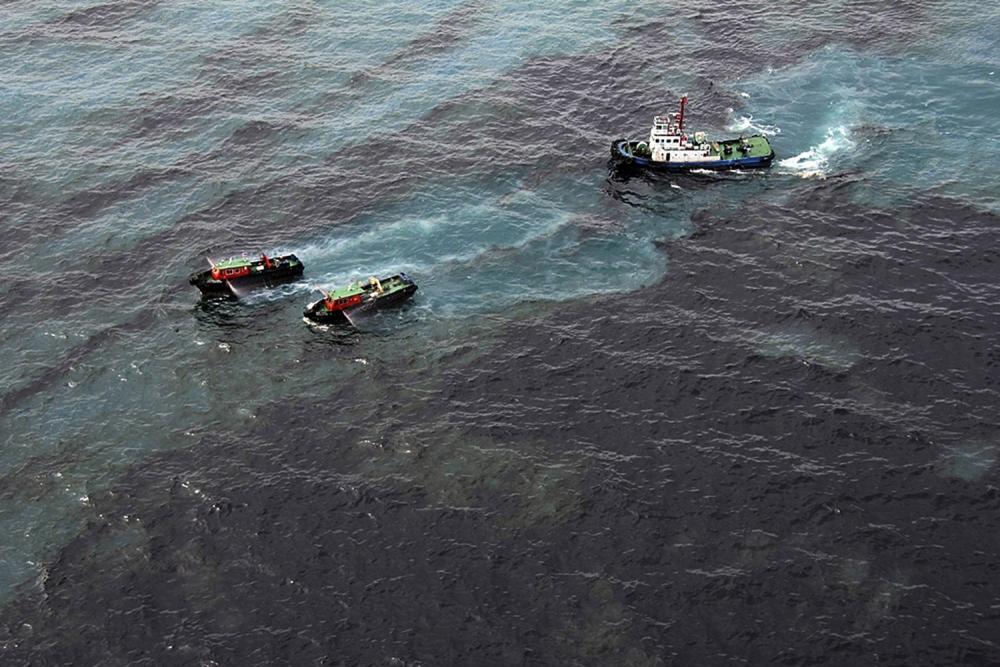 Разлив нефти в мексиканском заливе 2010 2