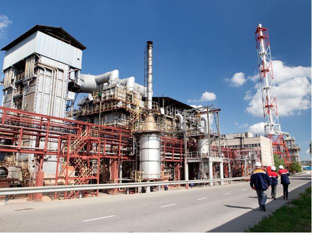 Переработка нефти
