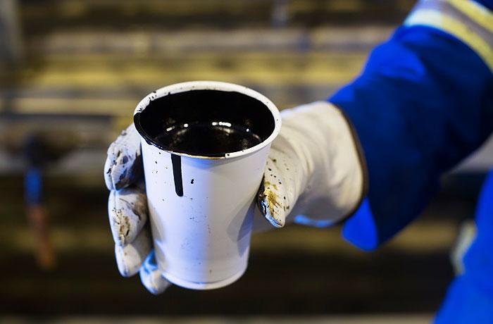 формула нефти