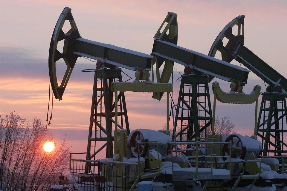 какой объем добычи нефти в России