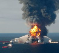 разлив нефти в мексиканском заливе 2010