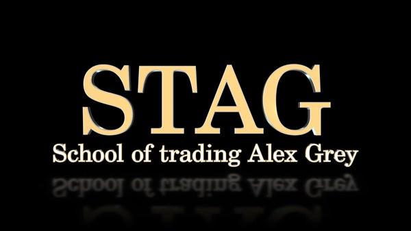 Логотип Школы Трейдинга Алекса Грей STAG MasterFutures.ru